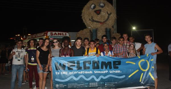 EMU International Summer School Students Attended the 5th Alanici Festival