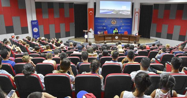 EMU International Summer School Hosting Hundreds of Students