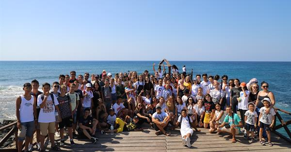 EMU international Summer School Organised Kantara - Karpaz Cultural Trip